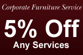 Coupon, Furniture Touch-up in Medford, NY